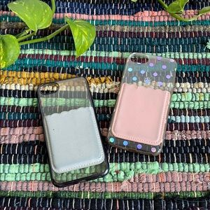 Bundle of 2 iPhone 7 phone cases
